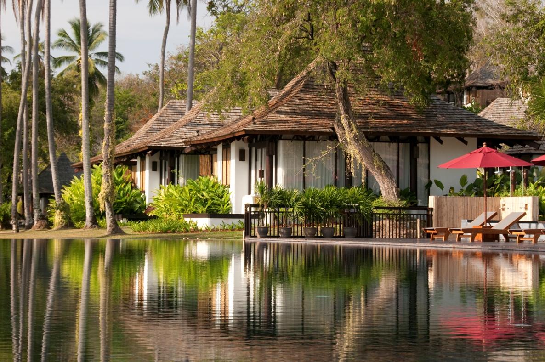 Deluxe Villa Beachfront , The Vijitt Resort Phuket