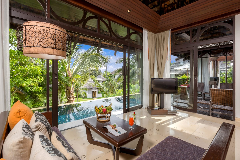 Two Bedroom Pool Villa, The Vijitt Resort Phuket
