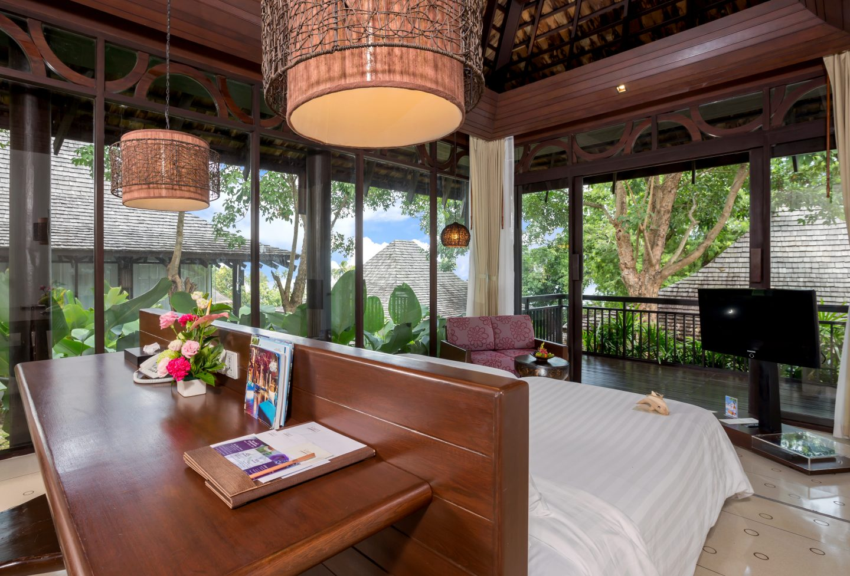 Deluxe Villa Garden View, The Vijitt Resort Phuket