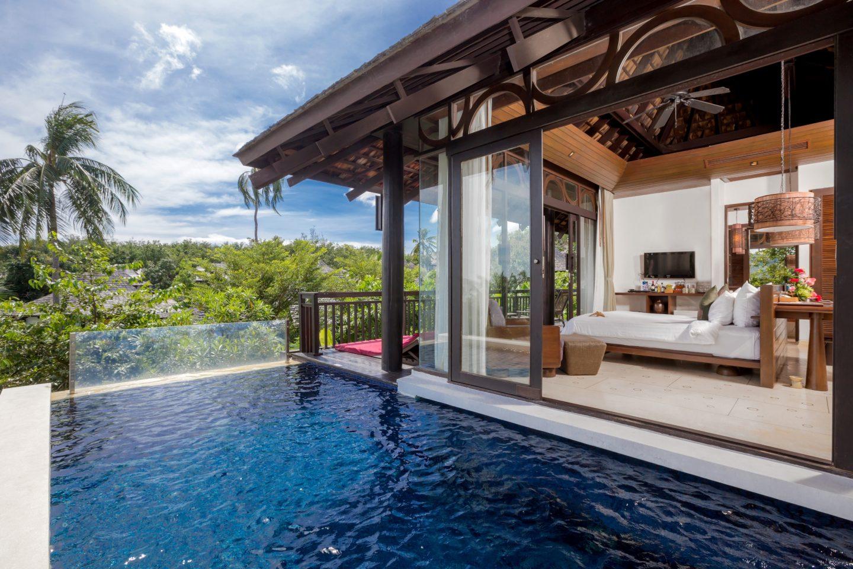 Prime Pool Villa, The Vijitt Resort Phuket