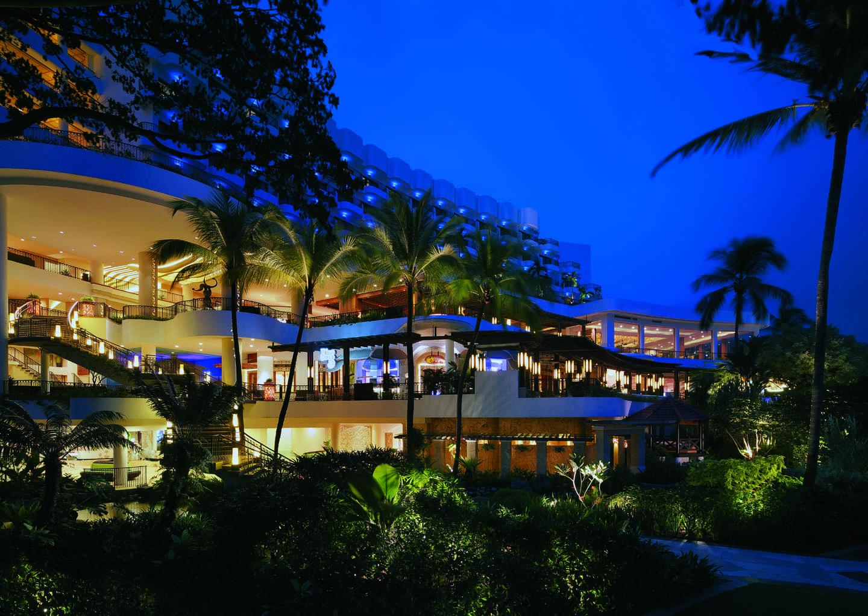 Shangri-La Rasa Sentosa Resort & Spa
