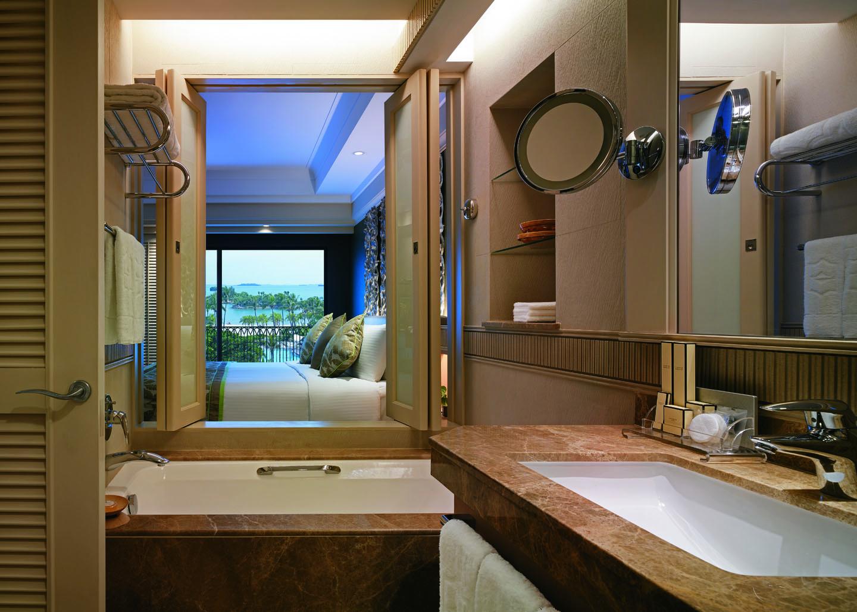 Panoramic Sea View, Shangri-La Rasa Sentosa Resort & Spa