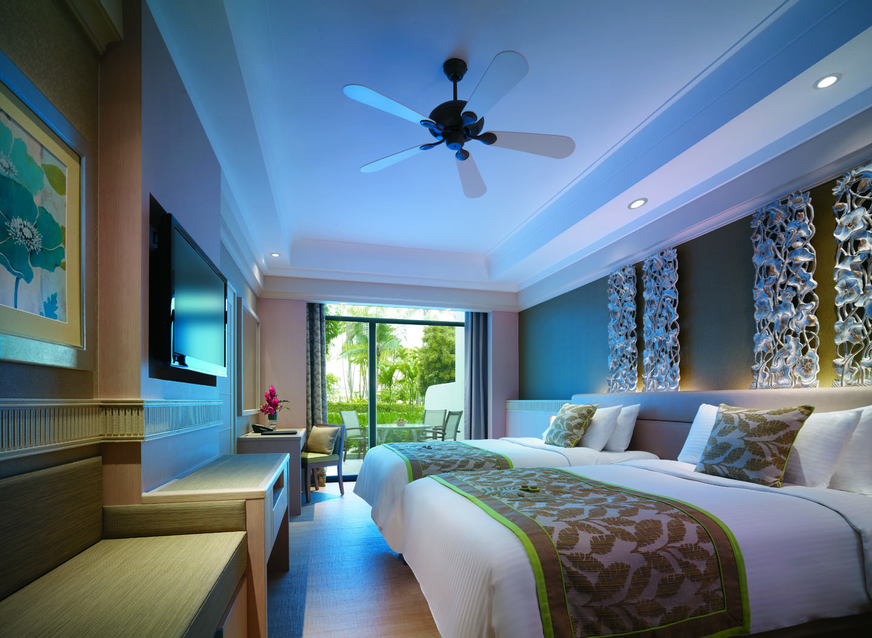 Deluxe Garden Room, Shangri-La Rasa Sentosa Resort & Spa