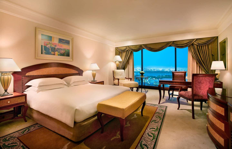 Grand Club Twin King, Grand Hyatt Dubai