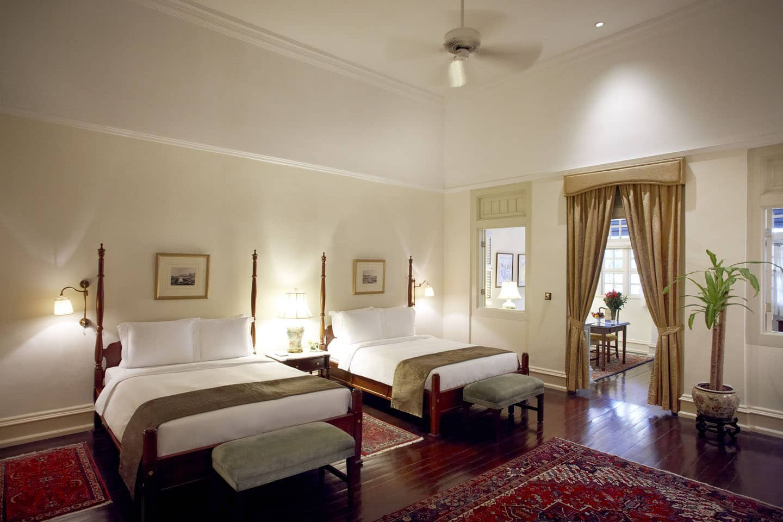 Courtyard Suite, Raffles Hotel