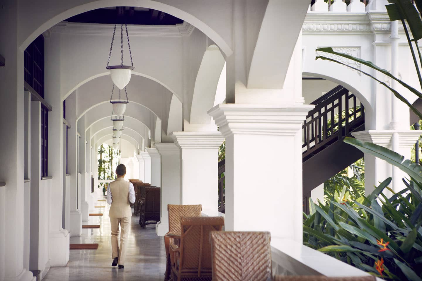 Personality Suite, Raffles Hotel