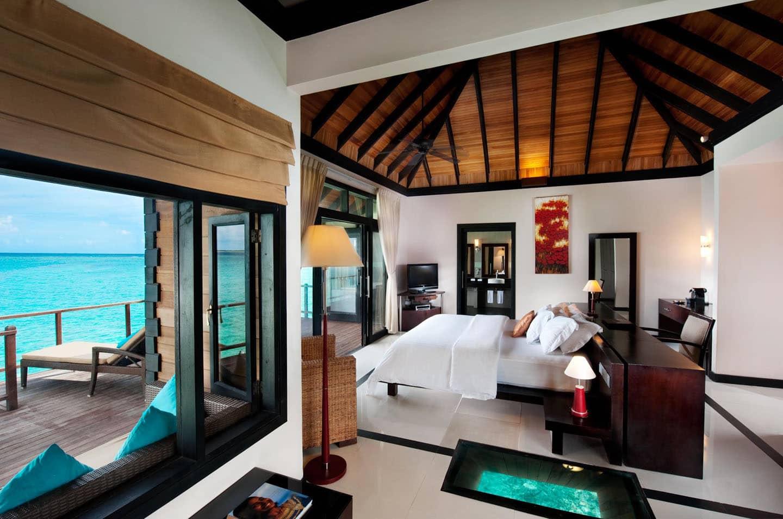 Horizon or Sunset Water Villa, The Sun Siyam Iru Fushi