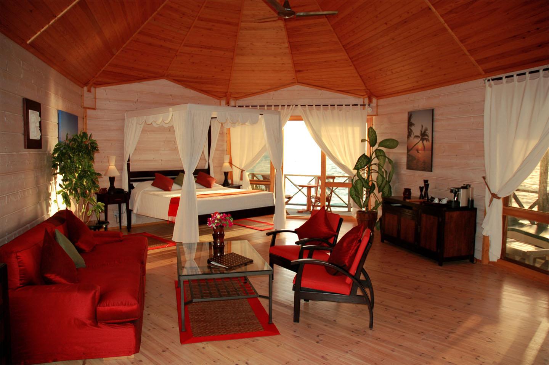 Sangu Water Villa, Kerudu Resort Maldvies