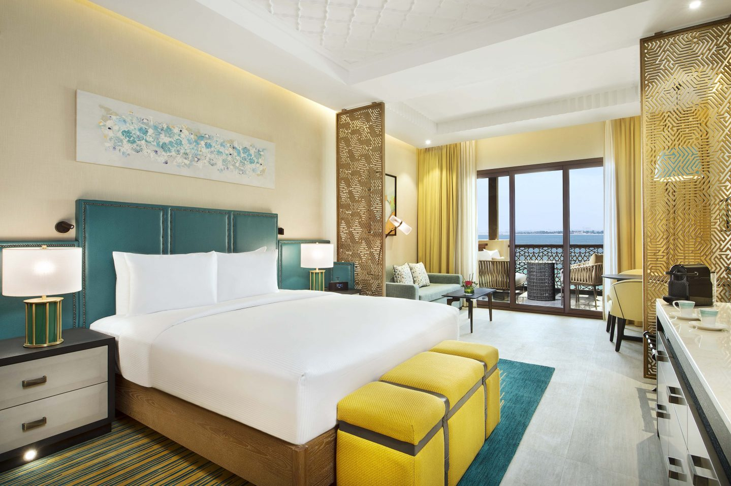 Bay Club Beach Front with Sea View, DoubleTree by Hilton Marjan Island