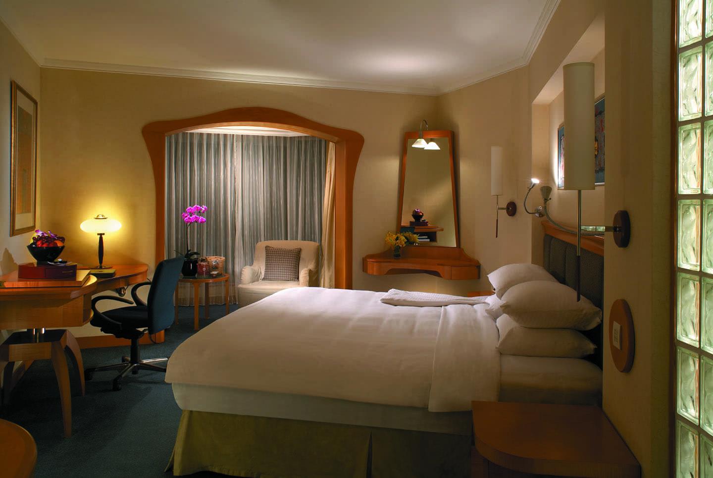 Tower Wing Horizon Club Deluxe, Shangri-La Hotel Singapore