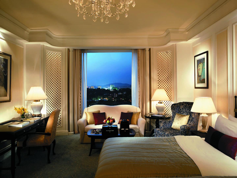 Valley Wing Deluxe, Shangri-La Hotel Singapore