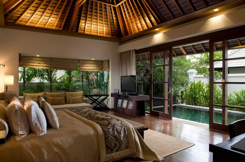 Deluxe Villa, Royal Santrian, Nusa Dua