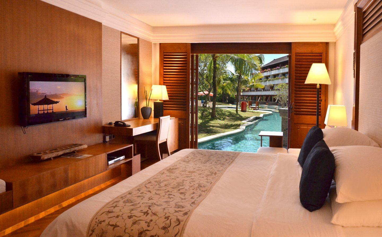 Palace Club Lagoon Access Room, Nusa Dua Beach Hotel & Spa