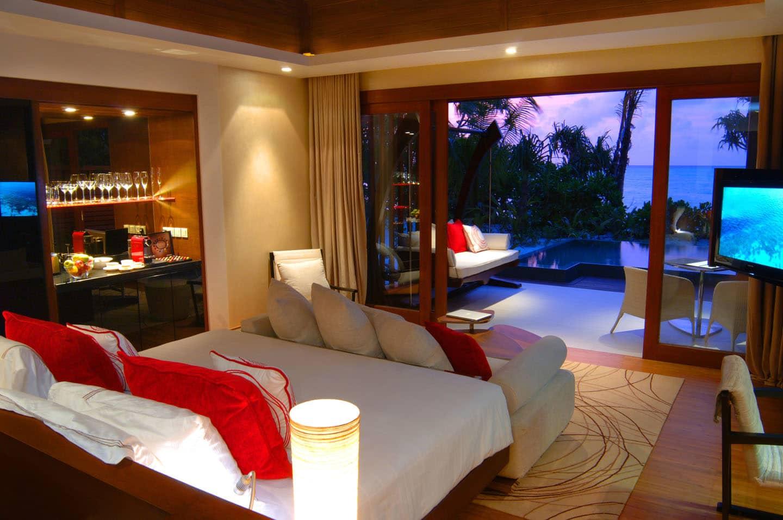 Beach Studio with Pool, Niyama Resort