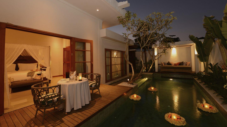 One Bedroom Pool Villa, The Samaya Seminyak