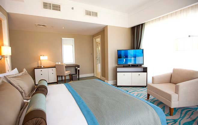 Deluxe Room, Rixos Bab Al Bahr