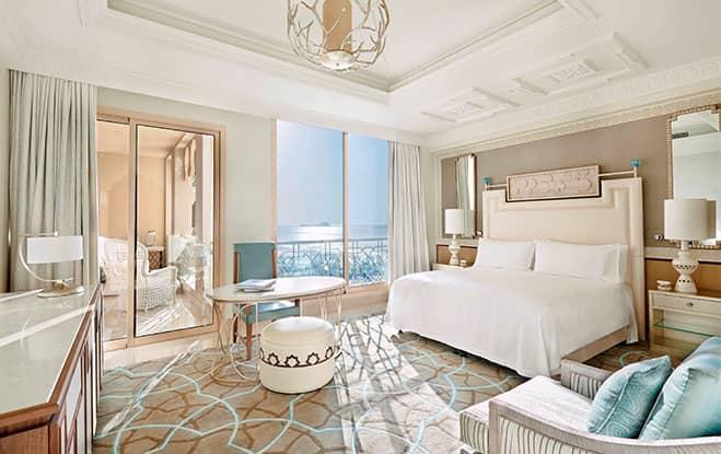 Classic Room, Waldorf Astoria Ras Al Khaimah