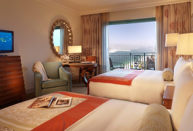 Ocean Deluxe Room, Atlantis, The Palm
