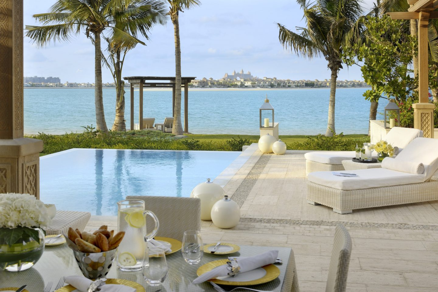 Beachfront Villa, One & Only The Palm