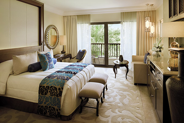 Arabian Court - Deluxe Room, One&Only Royal Mirage